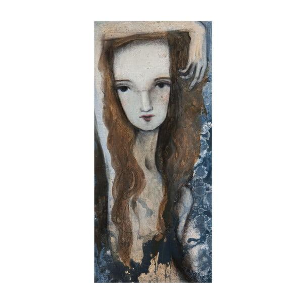 Autorský plakát od Lény Brauner Agnes, 30x60 cm