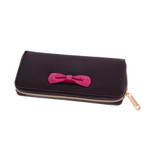 Dámská velká peněženka Ladiest, černá