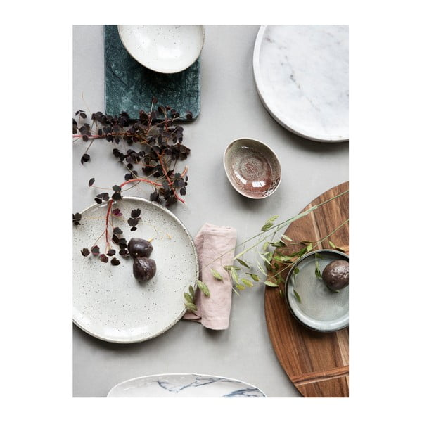 farfurie din ceramică House Doctor, ø 21,4 cm, bej