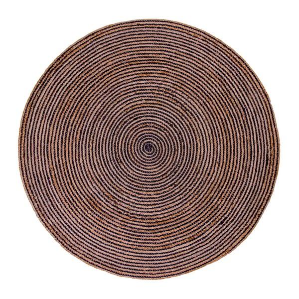 Bombay pamutkeverék szőnyeg, ø 150 cm- House Nordic