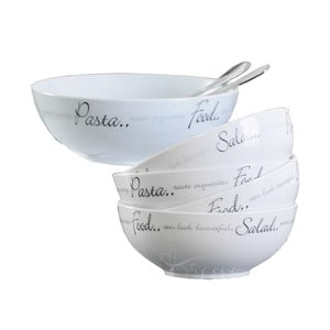Set misek Script Pasta, 5 ks