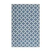 Vlněný koberec Safavieh Bessa 121x182 cm, modrý