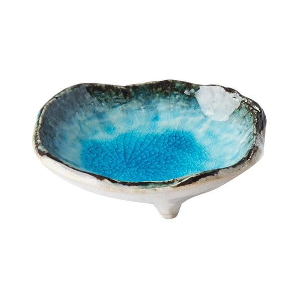 Niebieska miseczka ceramiczna MIJ Sky, ø 9 cm