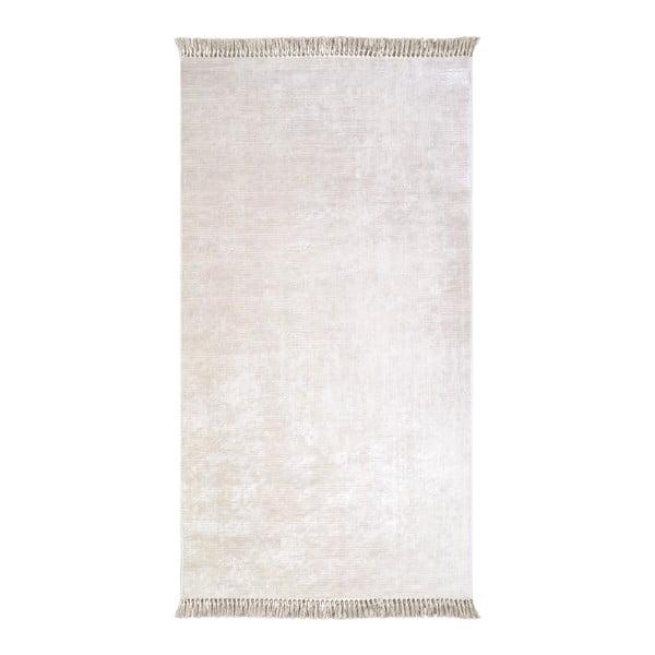 Covor Vitaus Hali Geometrik, 50 x 80 cm, crem