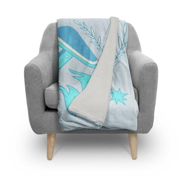 Dětská deka OYO Kids Rocket, 130 x 160 cm