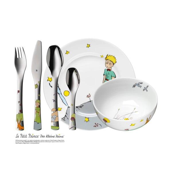 A kis herceg 6 db-os rozsdamentes evőeszköz- és étkészlet - WMF