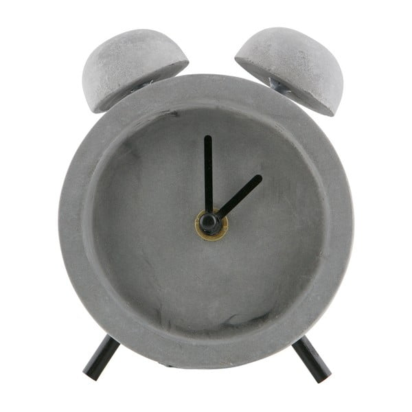 Job beton asztali óra - WOOOD