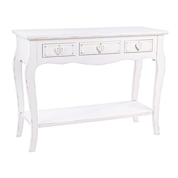 Konzolový stolek Bizzotto Lisette, výška 81 cm