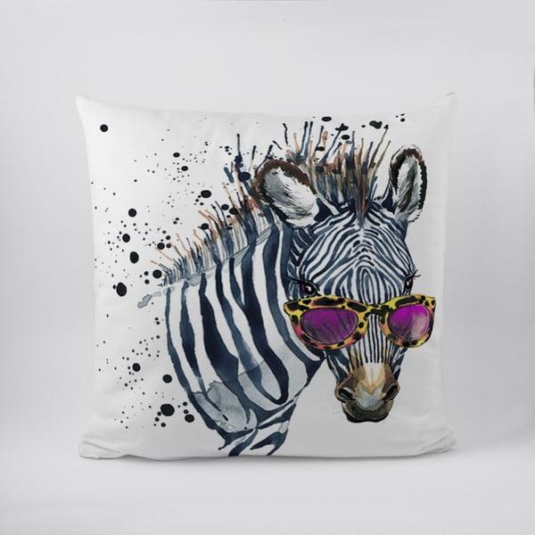 Polštářek Butter Kings Cool Zebra