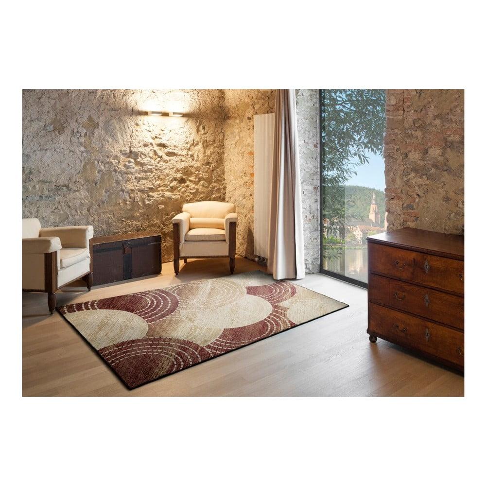 covor moma belga 160 x 230 cm ro u bej bonami. Black Bedroom Furniture Sets. Home Design Ideas