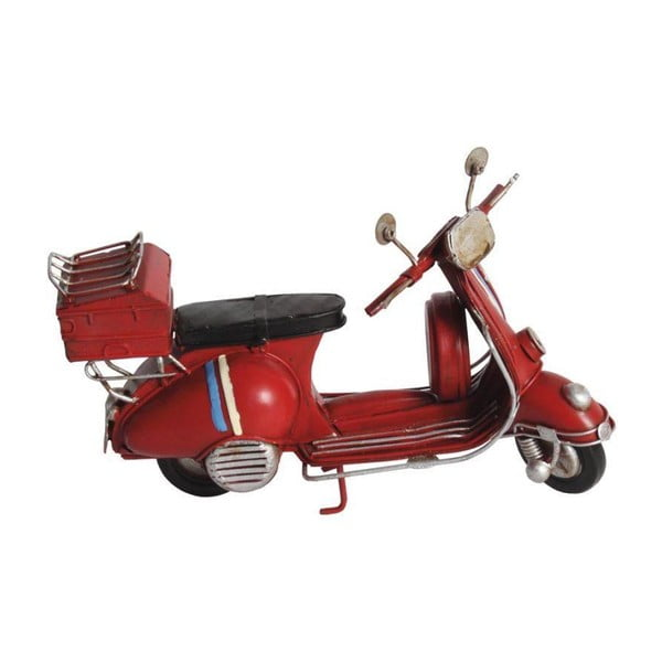 Dekorativní retro model mopedu