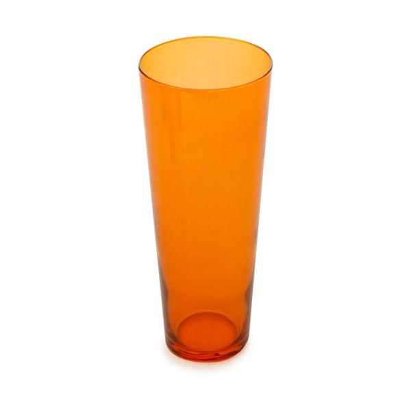Váza, oranžová