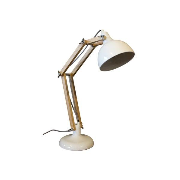 Bílá stolní lampa Red Cartel Dexter