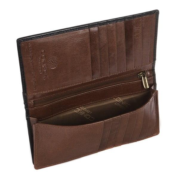 Kožená peněženka Westminster Black