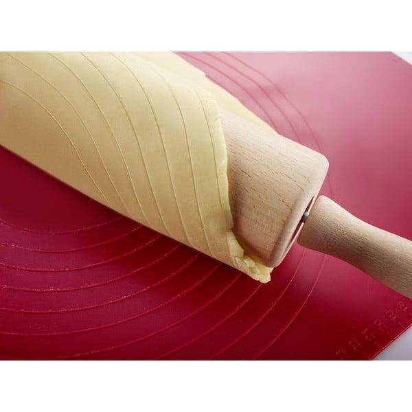 Silikonová podložka na válení těsta Dough