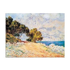 Claude Monet - Cap Martin