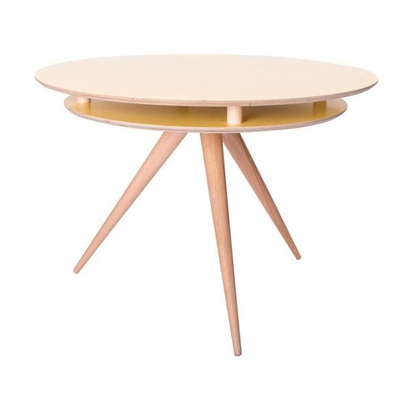 Triad sárga étkezőasztal - Ragaba