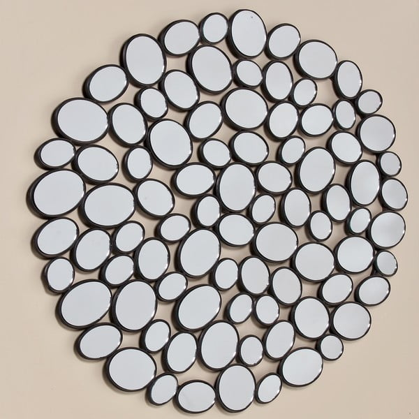 Nástěnná zrcadlová dekorace Object