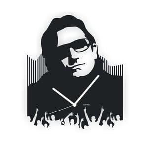 Plexisklové hodiny Bono