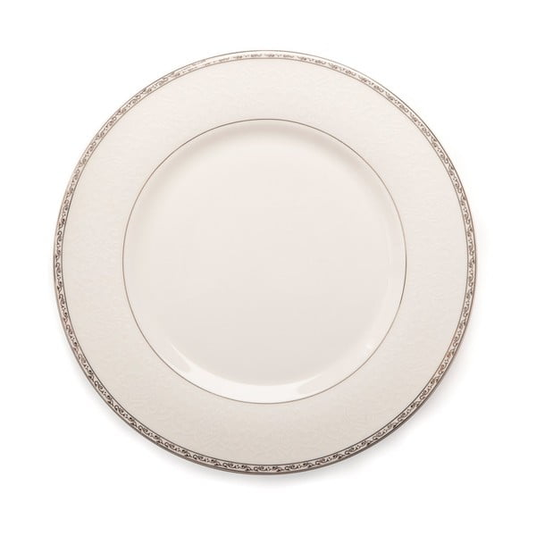 20dílná sada nádobí z kostního porcelánu Sabichi Platinum