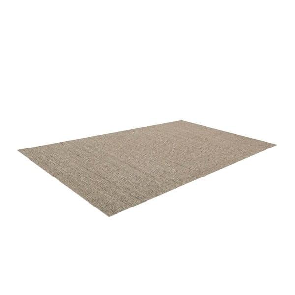 Vlněný koberec Barbora Light Grey, 140x200 cm