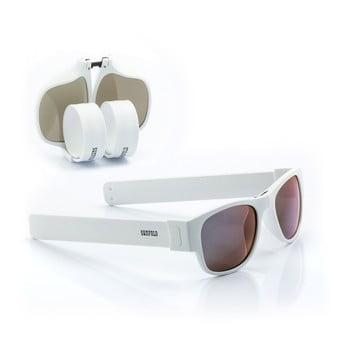Ochelari de soare pliabili InnovaGoods Sunfold ES4, alb de la InnovaGoods