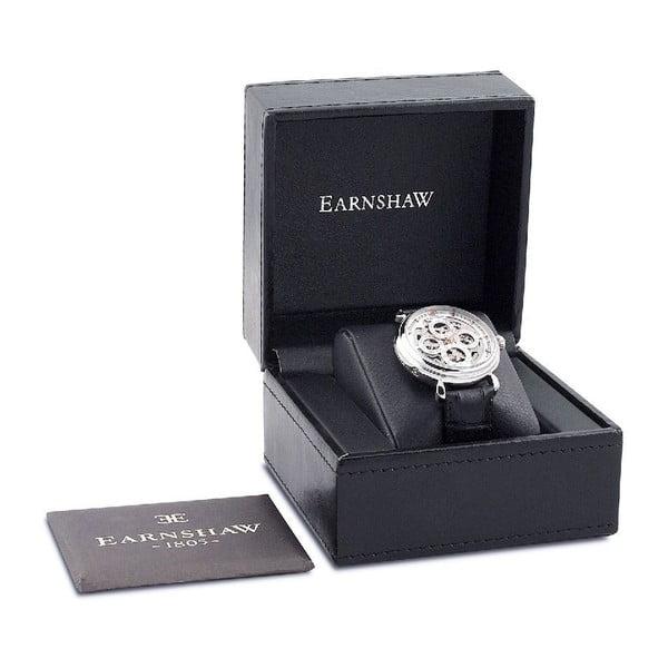 Pánské hodinky Thomas Earnshaw Black/Silver Gold