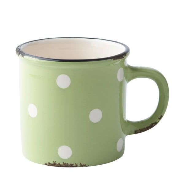 Keramický květináč Green Cup, 11 cm