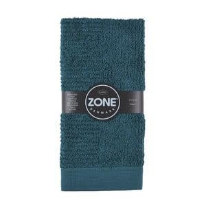 Tmavě zelený ručník Zone Dark 100x50 cm