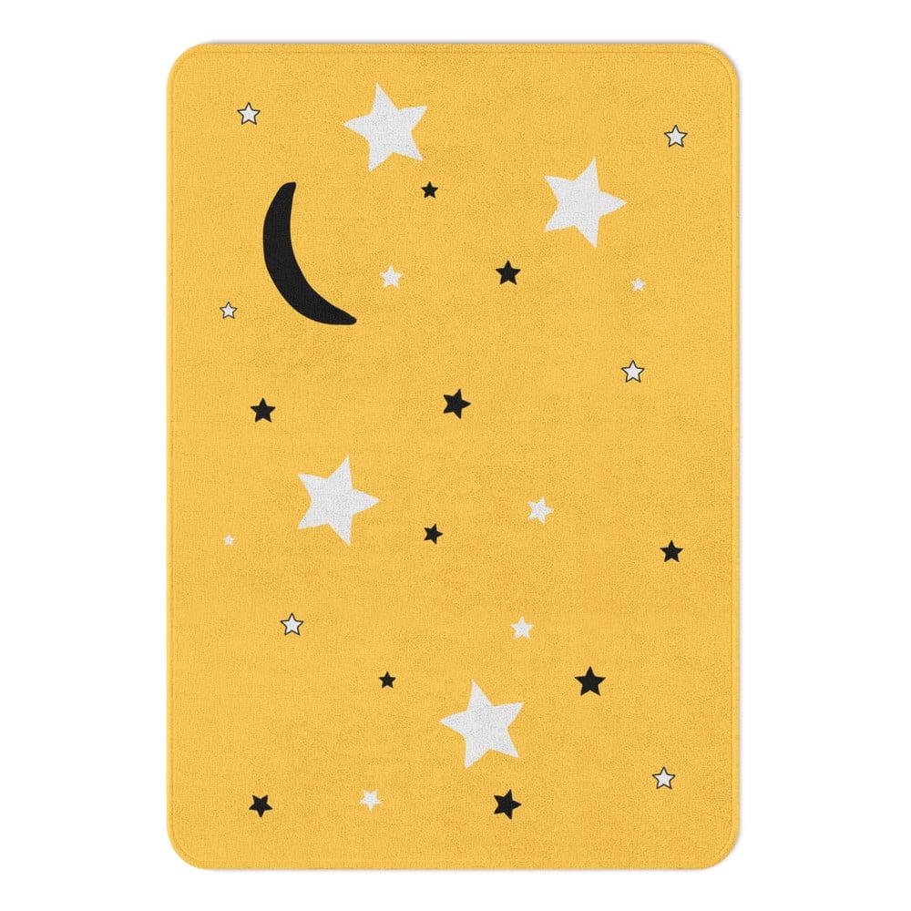 Dětský koberec OYO Kids Orange Night, 80 x 140 cm