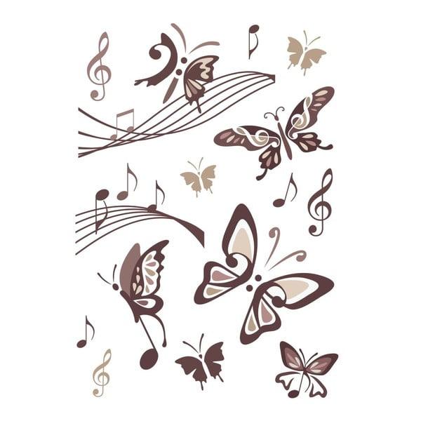 Samolepka Magical Buterflies