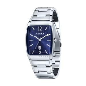 Pánské hodinky Cross Arial Barrel Blue, 32.5 mm