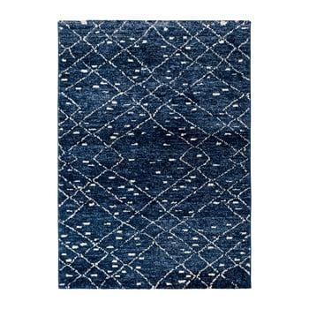 Covor Universal Indigo Azul, 60 x 120 cm, albastru de la Universal