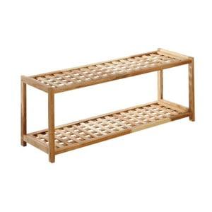 Botník z ořechového dřeva Premier Housewares Rack,79x30cm