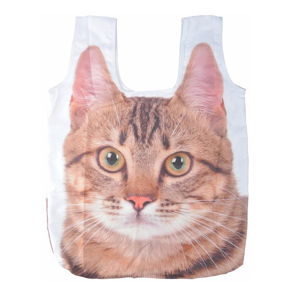 Nákupní taška s motivem kočky Esschert Design