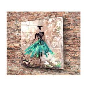 Skleněný obraz 3D Art Goen, 40x40cm