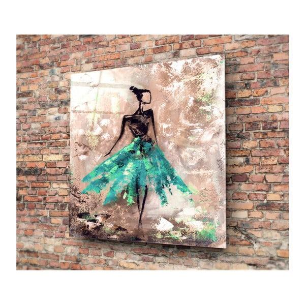 Skleněný obraz Insigne Goen, 40x40cm