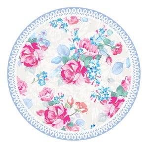 Sada 2 prostírání Nisha Blue Flowers