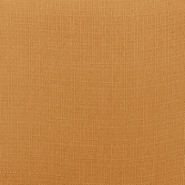 Oranžovo-béžové křeslo Vivonita Sandy, tmavé nohy