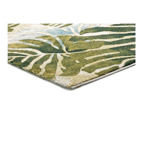 Covor Universal Tropics Multi, 140 x 200 cm, verde