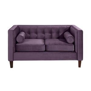 Canapea cu 2 locuri Max Winzer Jeronimo, mov