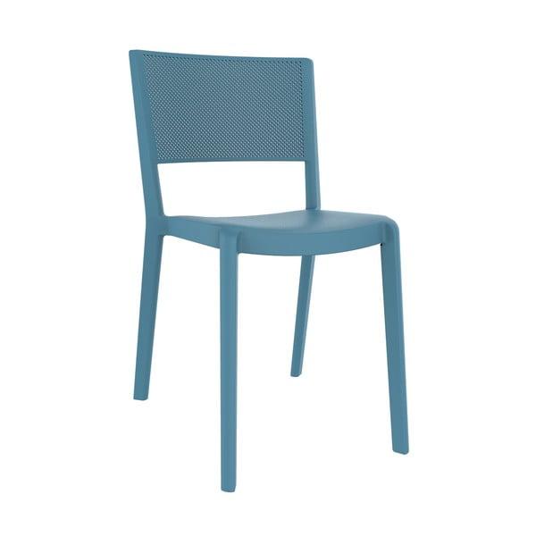 Set 2 scaune de grădină Resol Spot, albastru