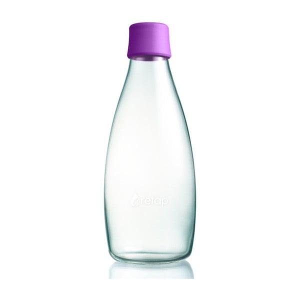 Sticlă ReTap, 800 ml, violet