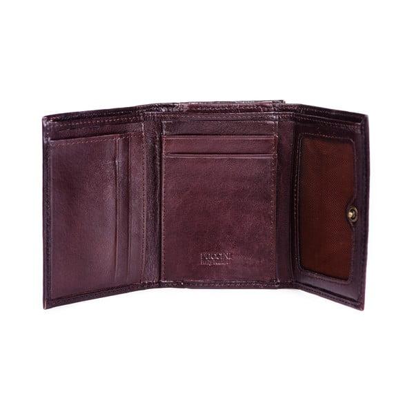 Kožená peněženka Lecce Puccini