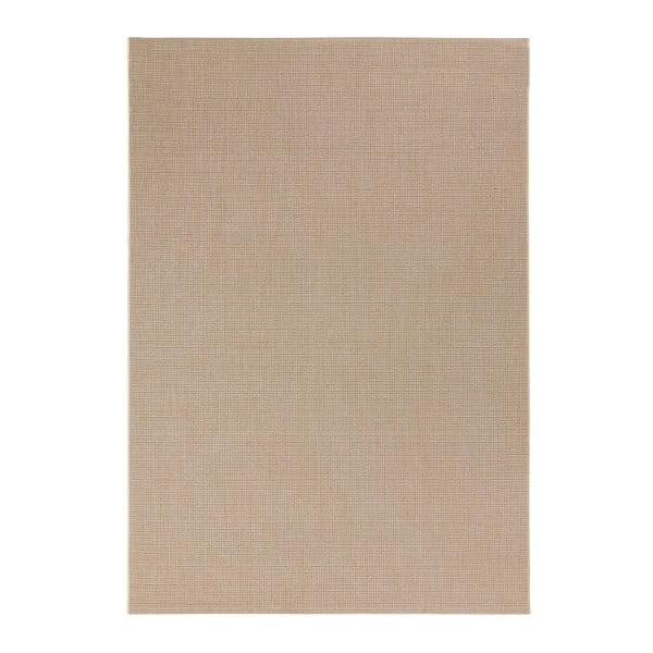 Béžový koberec vhodný aj do exteriéru Match, 200×290 cm
