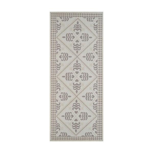 Béžový odolný koberec Vitaus Lulu, 160x230cm