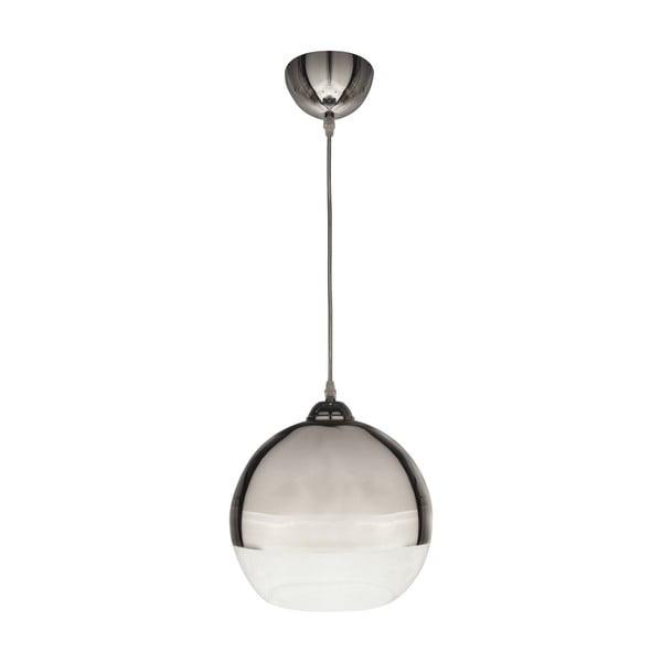 Závěsné svítidlo Scan Lamps Lux Silver, ⌀25 cm