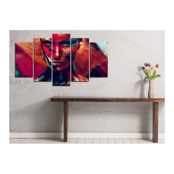 Vícedílný obraz 3D Art Phaedra, 102x60cm