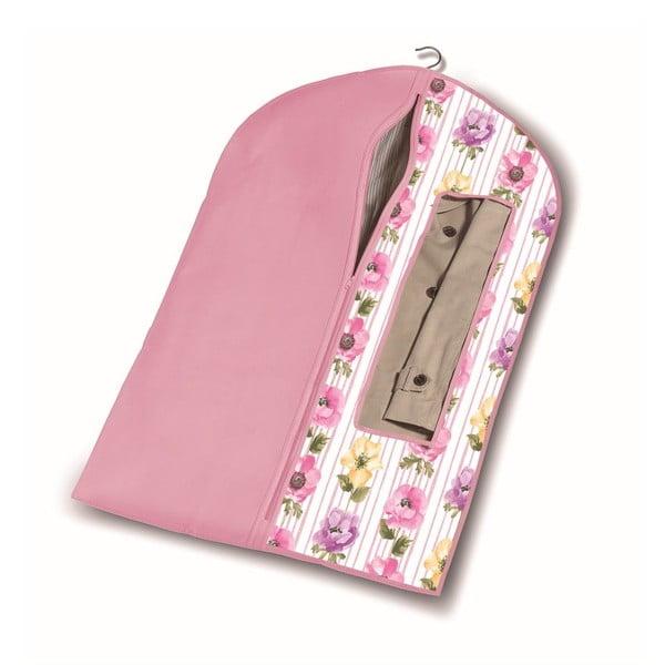 Růžový obal na šaty Cosatto Beauty, délka100cm