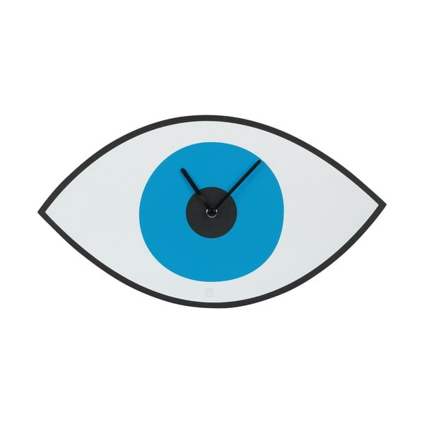 Zegar ścienny DOIY Mystic Time Eye, 39x23 cm